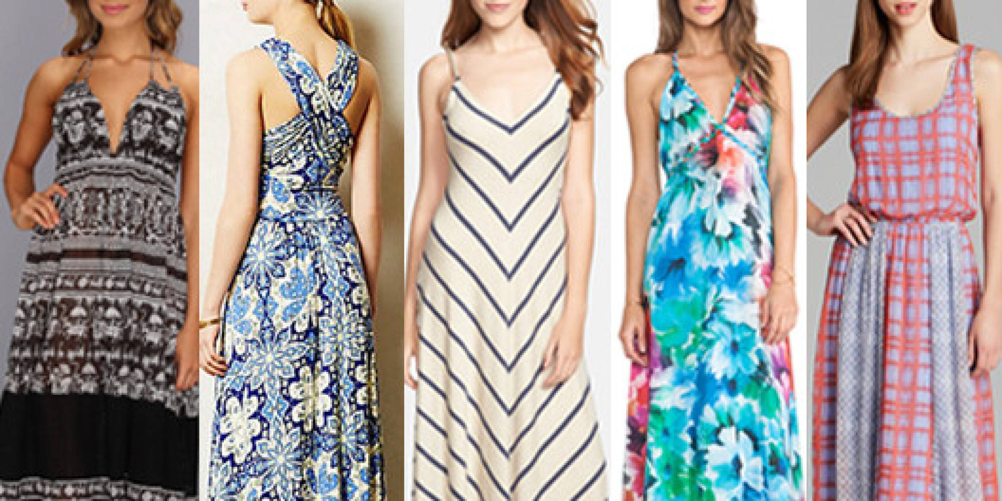 Best Printed Maxi Dresses: Get Ready For Summer With These Flowing ...