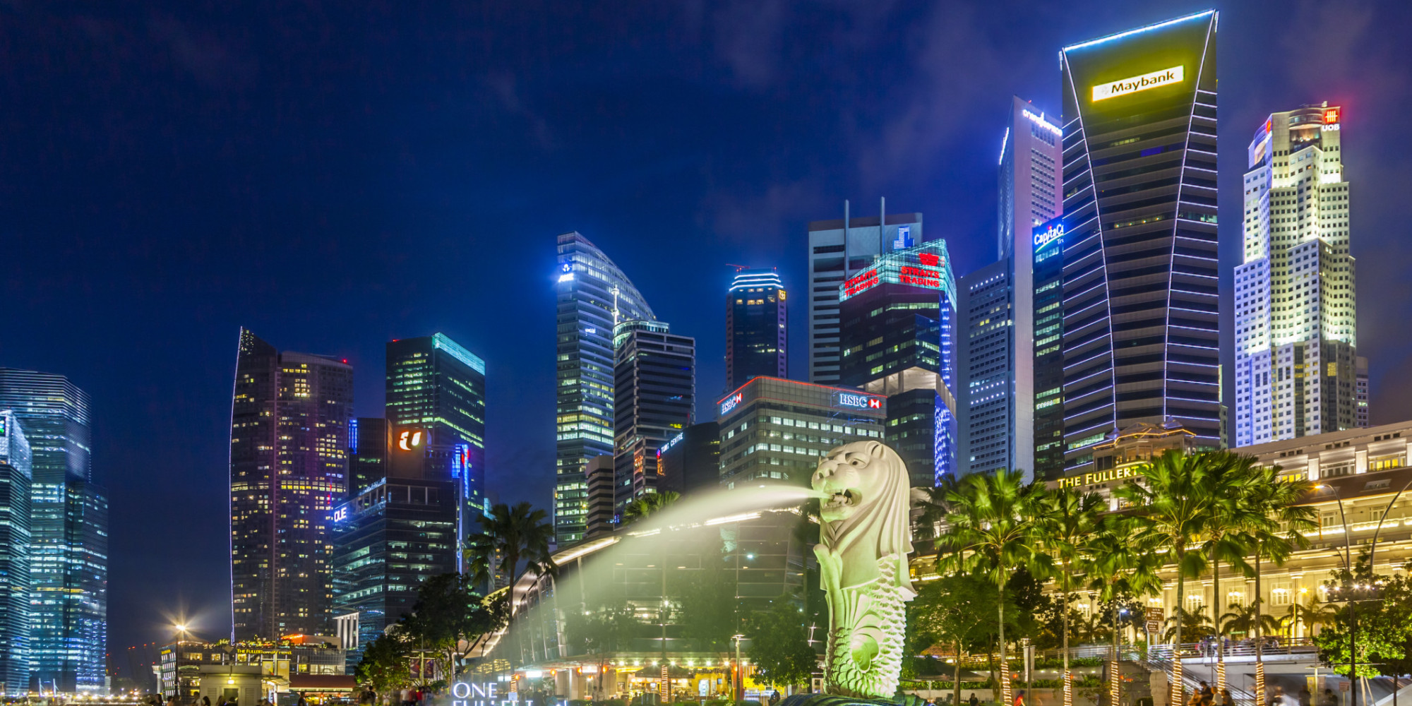 Is Singapore The Perfect Country For Our Times Huffpost