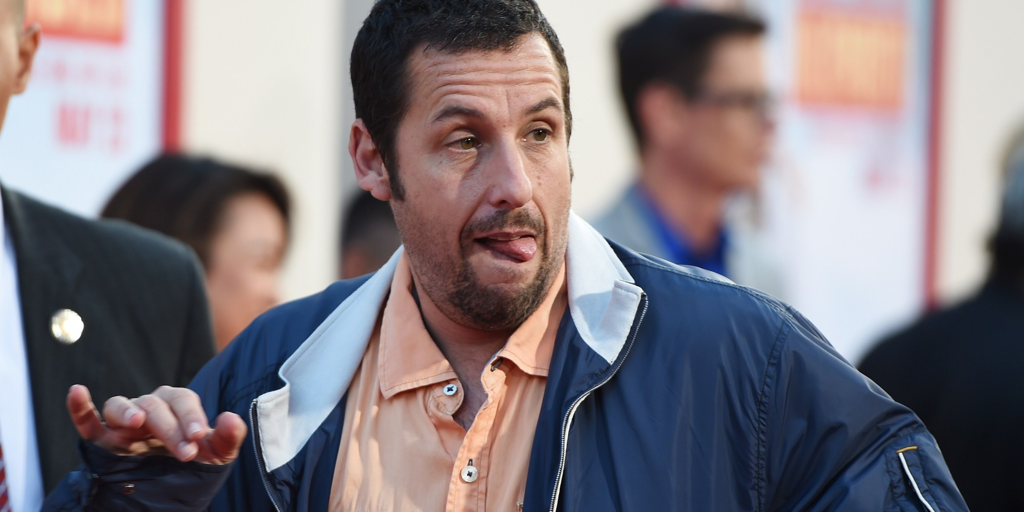 NYT Review: Adam Sandler's 'Blended' Will 'Make Your Children...