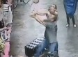 Baby Falls From Second-Story Window In China, Caught By 2 Men (VIDEO)