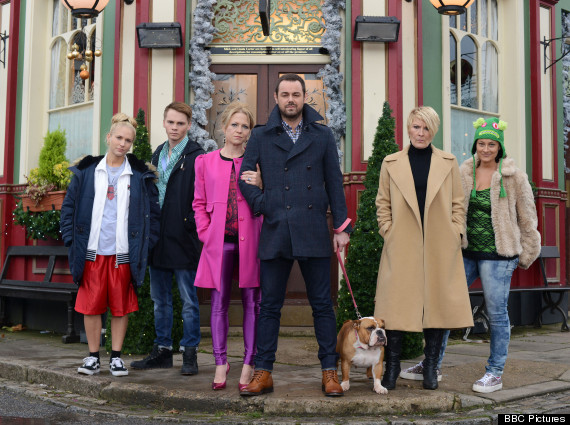 eastenders carter family