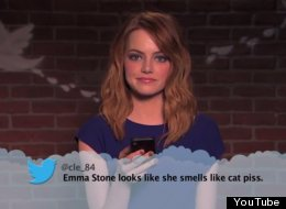 WATCH: Celebrities Read Out Mean Tweets About Themselves