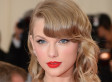 Taylor Swift On Red Lipstick: 'I Just Think My Face Looks Worse Without It'