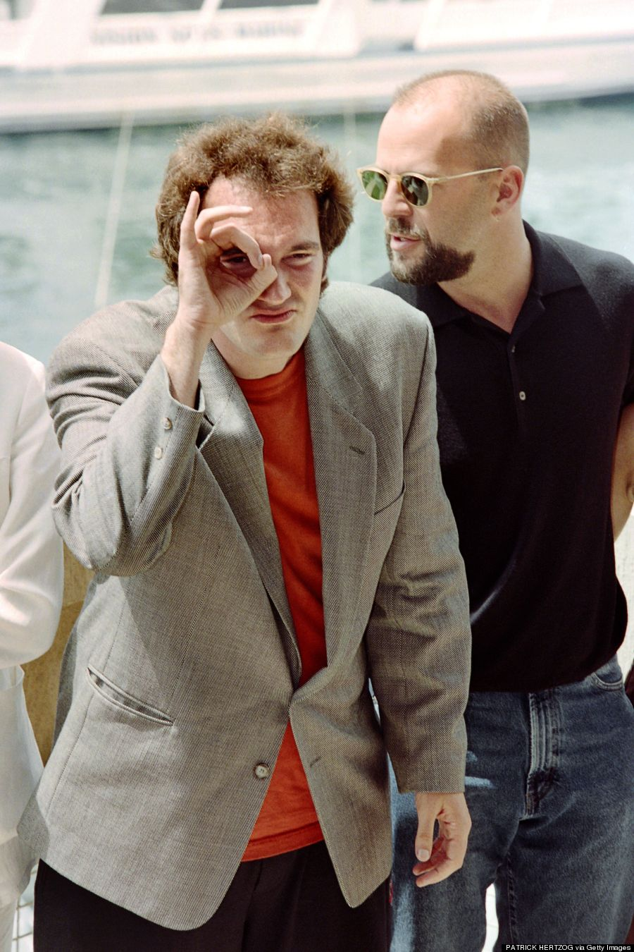pulp fiction cannes 1994