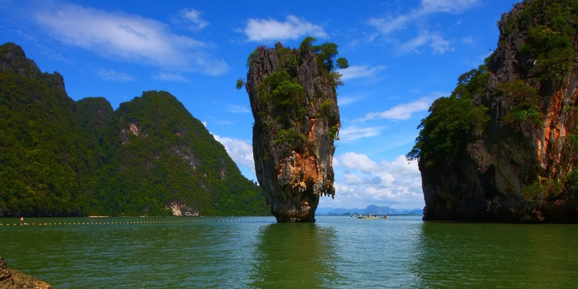 james bond island is an unexpectedly peaceful retreat. Black Bedroom Furniture Sets. Home Design Ideas