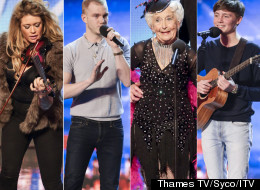Who's Through To The 'BGT' Semi-Finals?