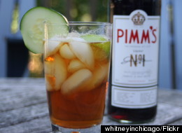 It's Pimm's O'Clock Somewhere
