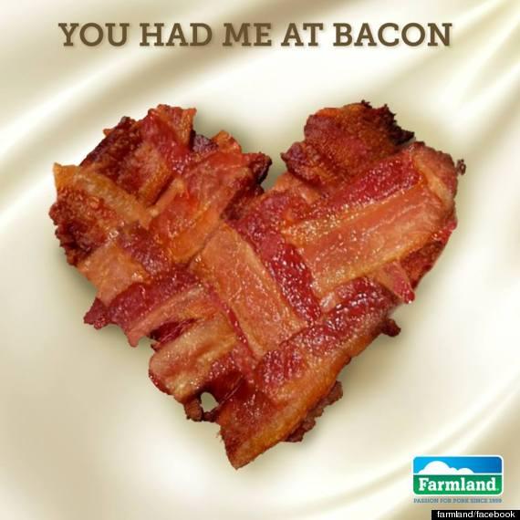 had me at bacon