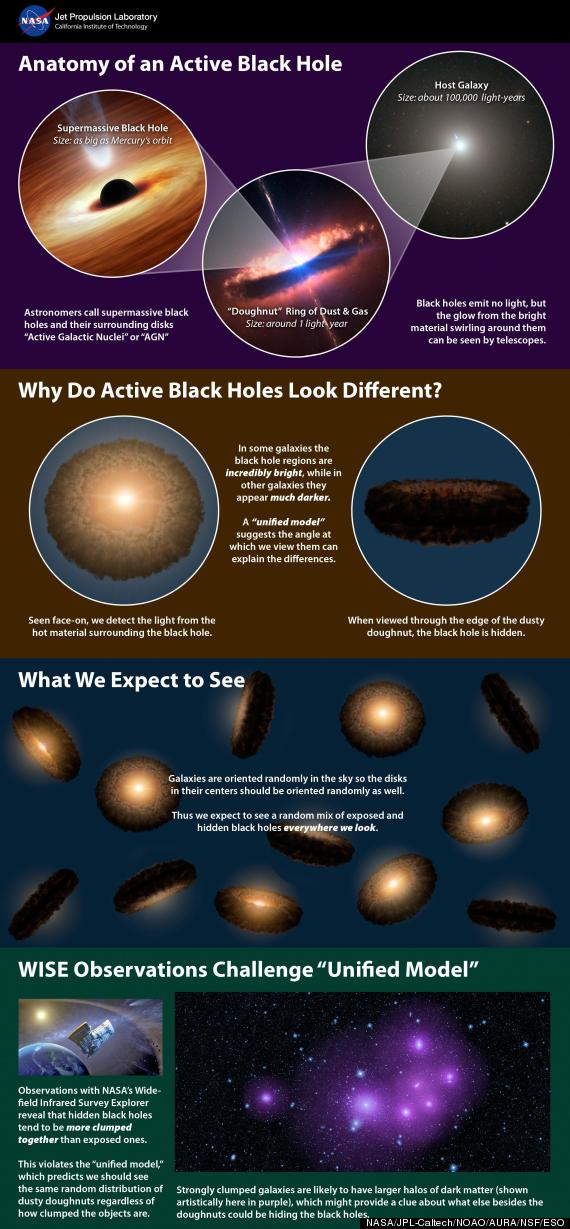 black holes doughnuts