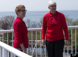 Wynne Says Charter Means She Can 'Live Without Fear' As Gay Woman