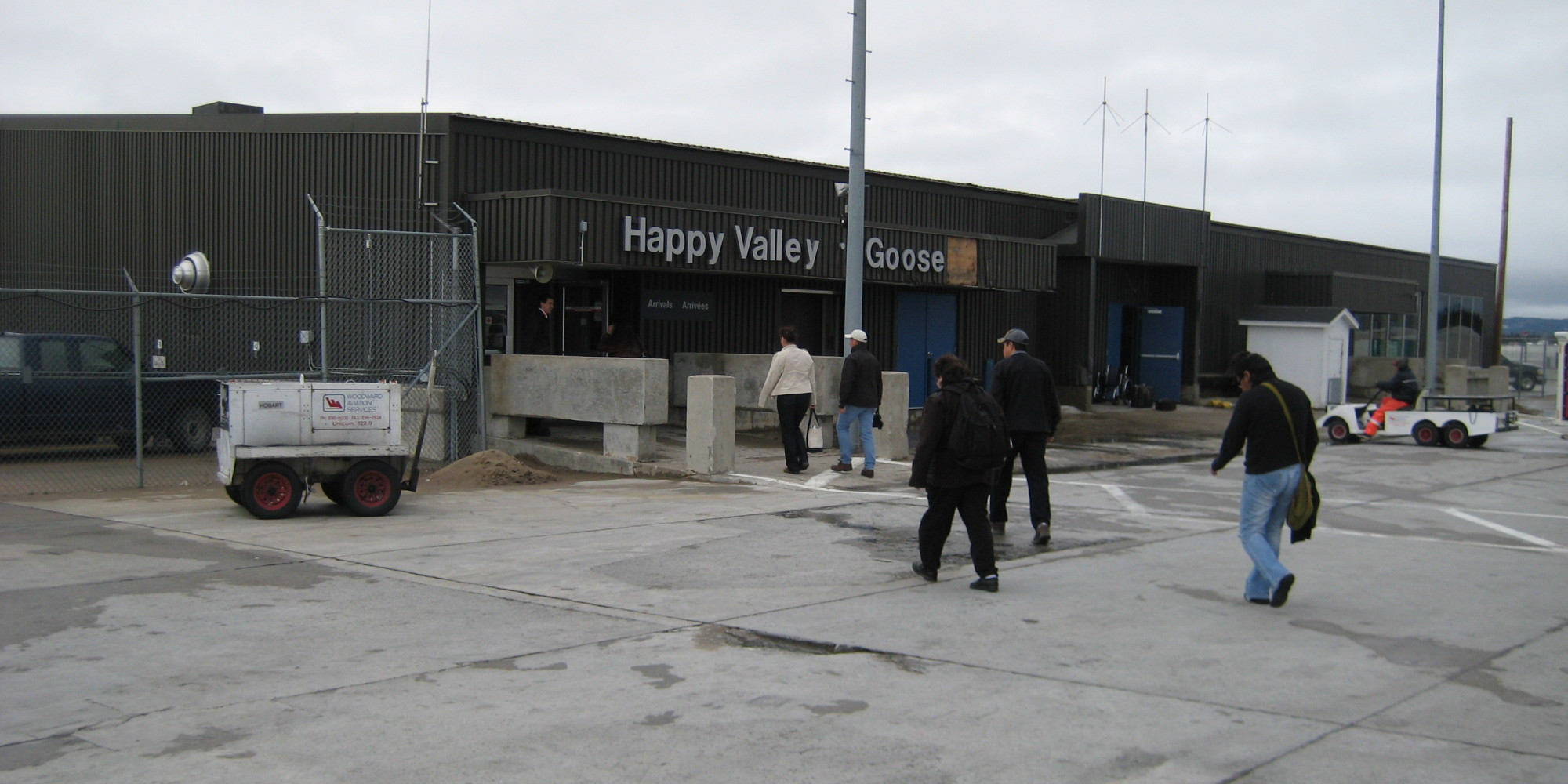 happy valley goose bay singles The happy valley-goose bay region is located in central labrador at the mouth of the churchill river it has a proud history, a rich heritage and.