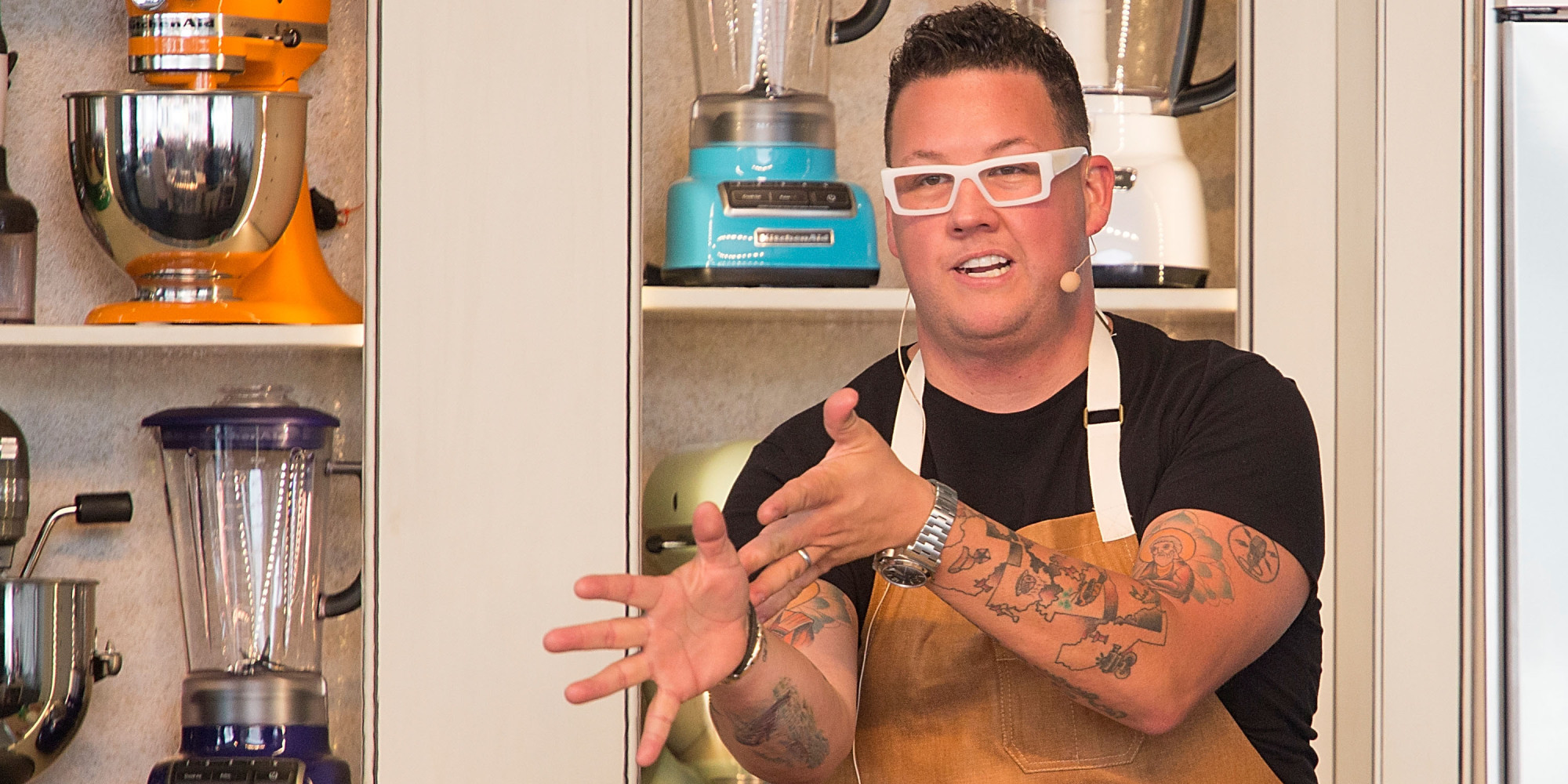 ... Elliot Talks 'MasterChef' Season 5 And Weight Loss: Big Changes Ahead