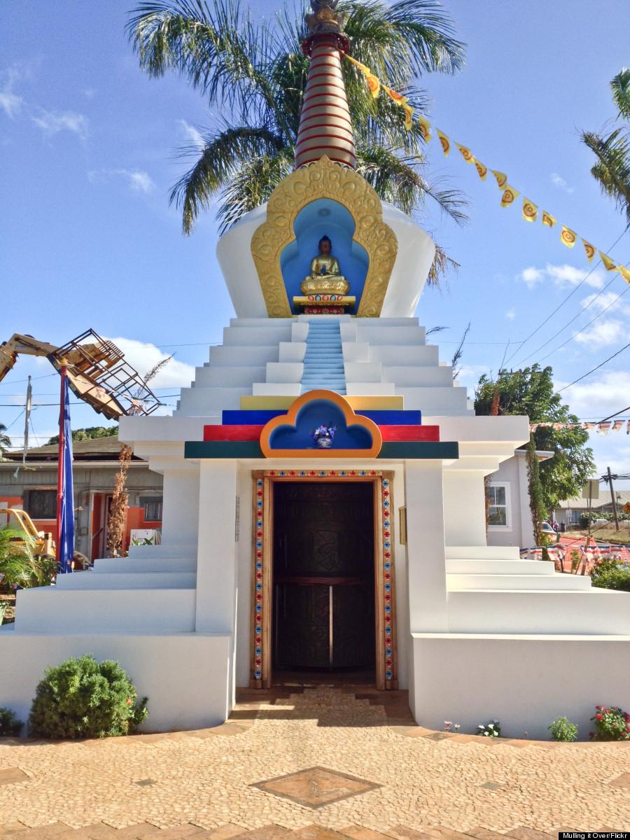 maui stupa