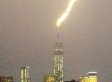 Lightning Strikes One World Trade Center As Thunderstorms Overwhelm New York City (VIDEO/PHOTOS)