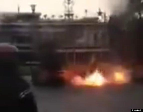 vietnam immolation