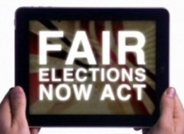 Fair Elections Now Act