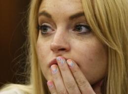Lohan Court Manicure