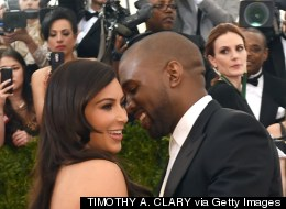 KIMYE IS MARRIED