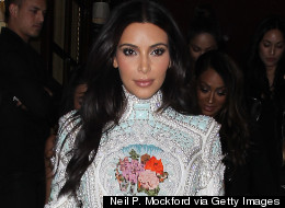 Kim Kardashian's Wedding Dress Is Stunning, As Expected
