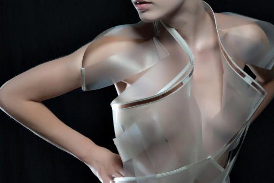 for Non see through white dress shirt