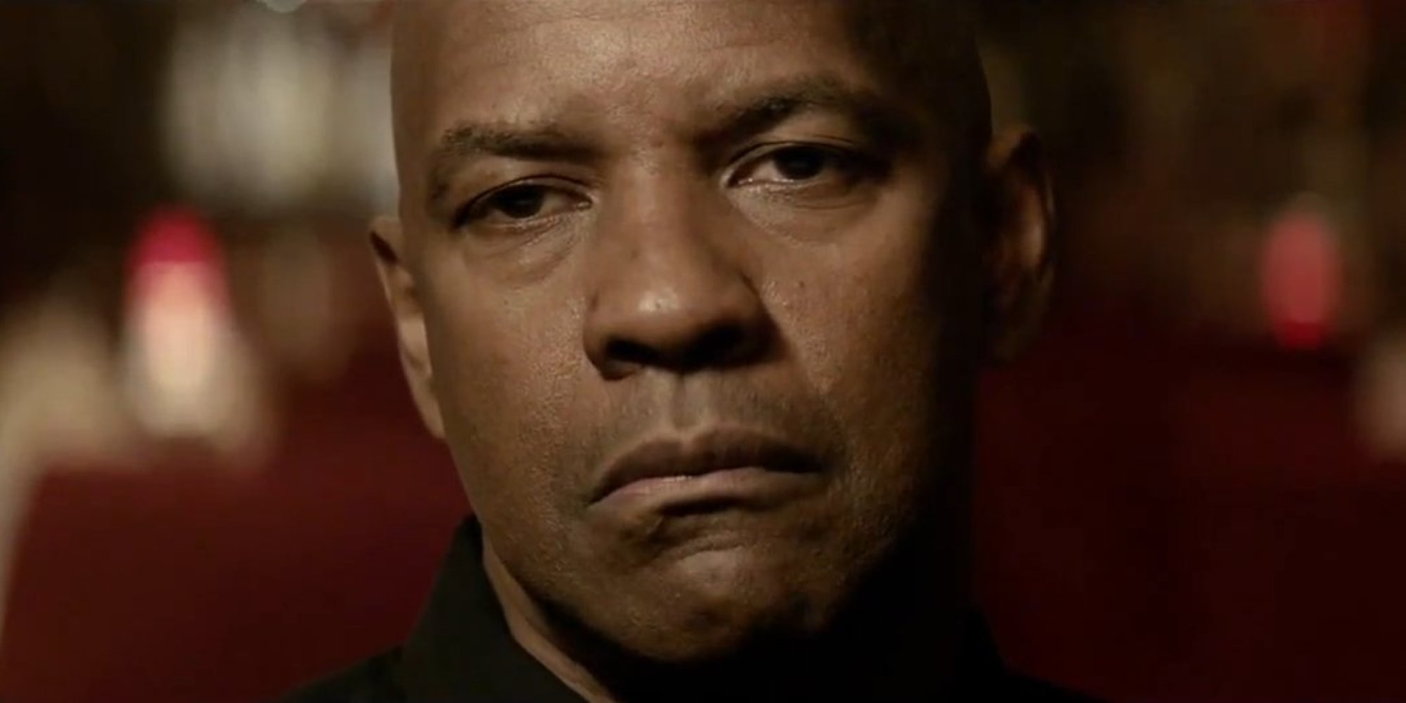 Denzel Washington Equalizer