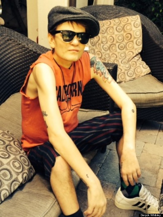 derck whibley thanks fans