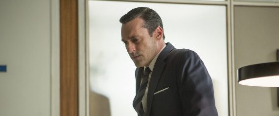 MAD MEN END