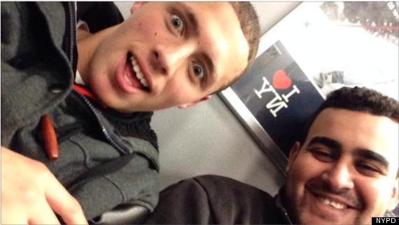 selfie arrest