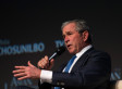 George W. Bush Undergoes Knee Replacement Surgery