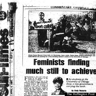 sun times feminists