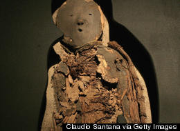 7,000-Year-Old Mummy Discovered By At-Risk Students