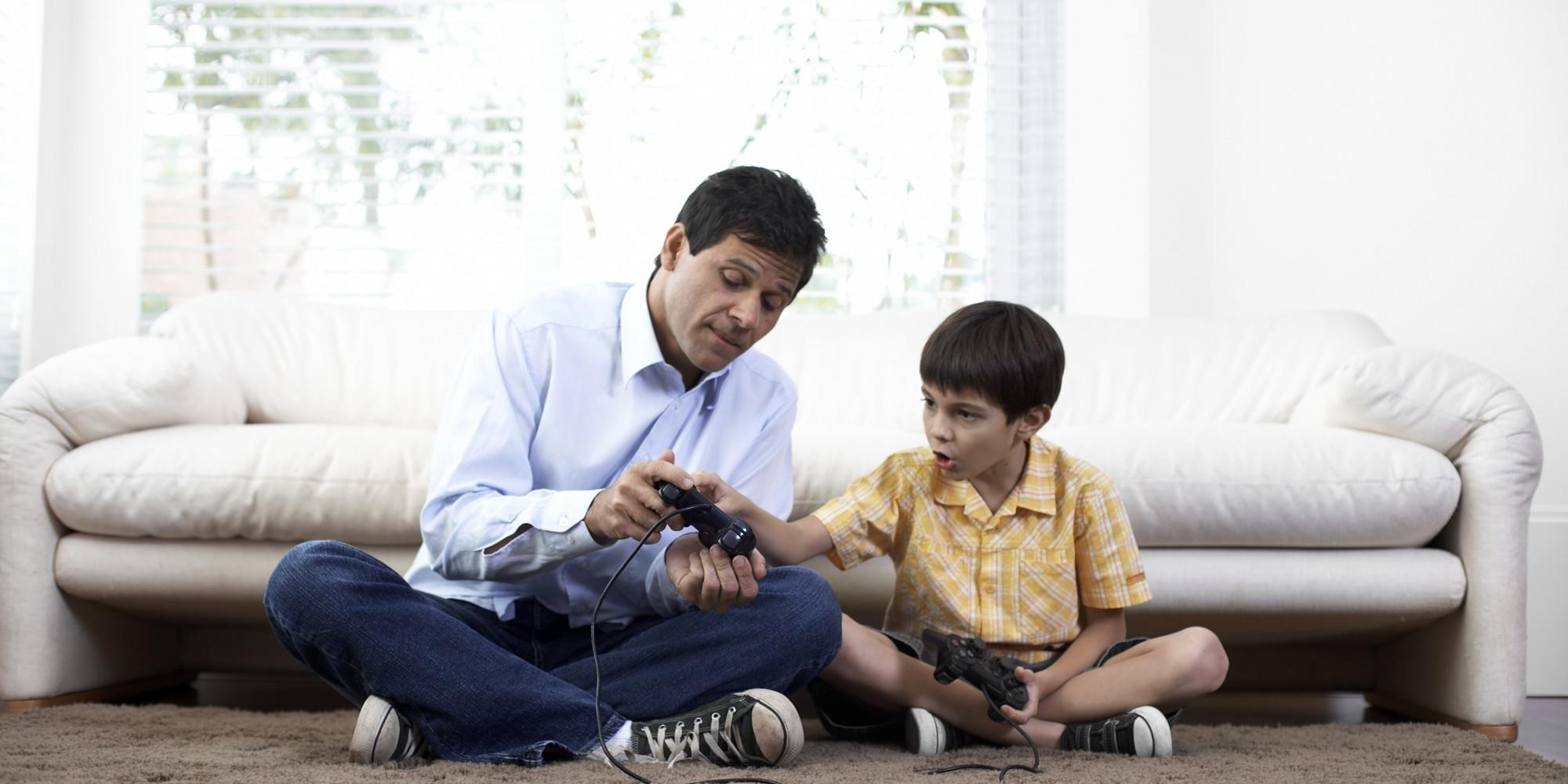 Dad Game