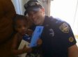 After A Burglar Ruined A Boy's Birthday, This Cop Used His Own Money To Buy Cake And Presents