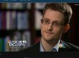 Edward Snowden: 'I Was Trained As A Spy'