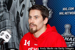 2012 nhl stanley cup media day