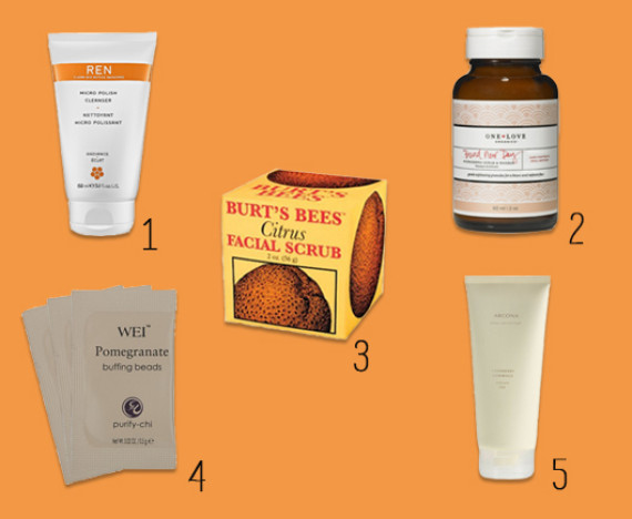 Best Natural Exfoliators Keep Your Face Smooth With These