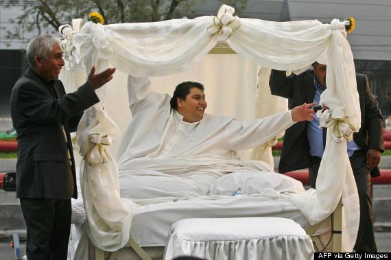 manuel uribe wedding