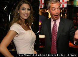 Luisa: 'Nigel Farage Is A Total B***end'