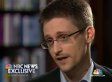 Edward Snowden Says The U.S. Stranded Him In Russia
