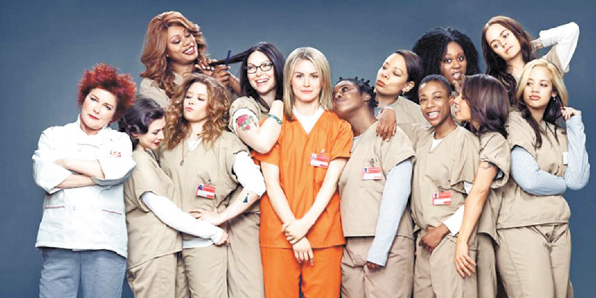 orange is the new black cast members dating