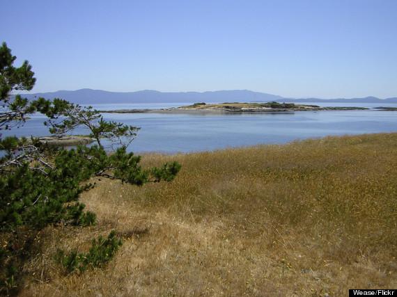 hornby island canada