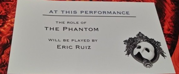 PHANTOM ERIC RUIZ