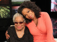 Oprah Winfrey On Dr. Maya Angelou: 'She Will Always Be The Rainbow In My Clouds'