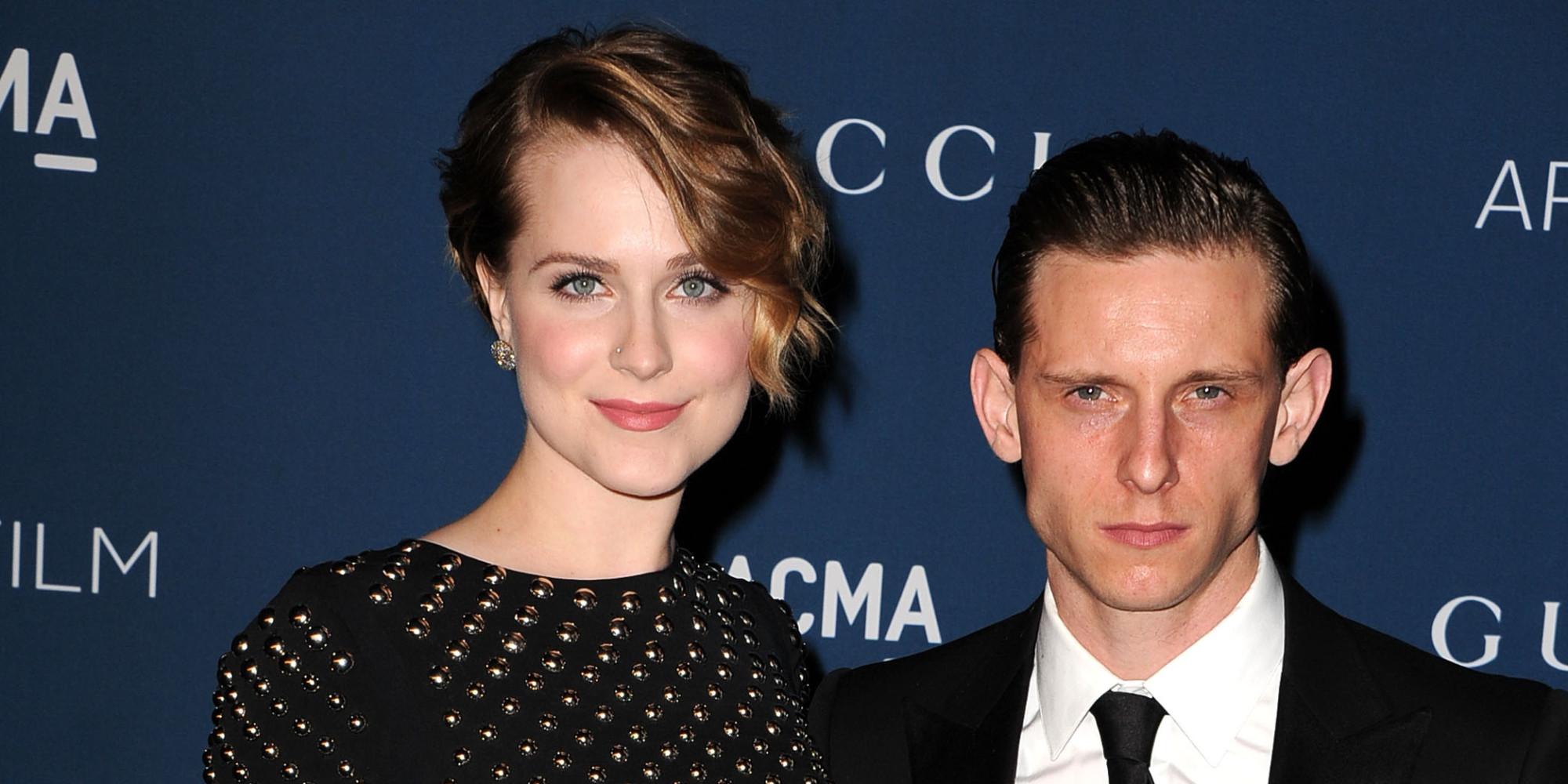 Evan Rachel Wood And Jamie Bell Split After Almost Two ...