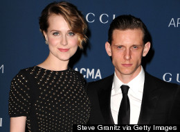 Evan Rachel Wood And Jamie Bell Separate