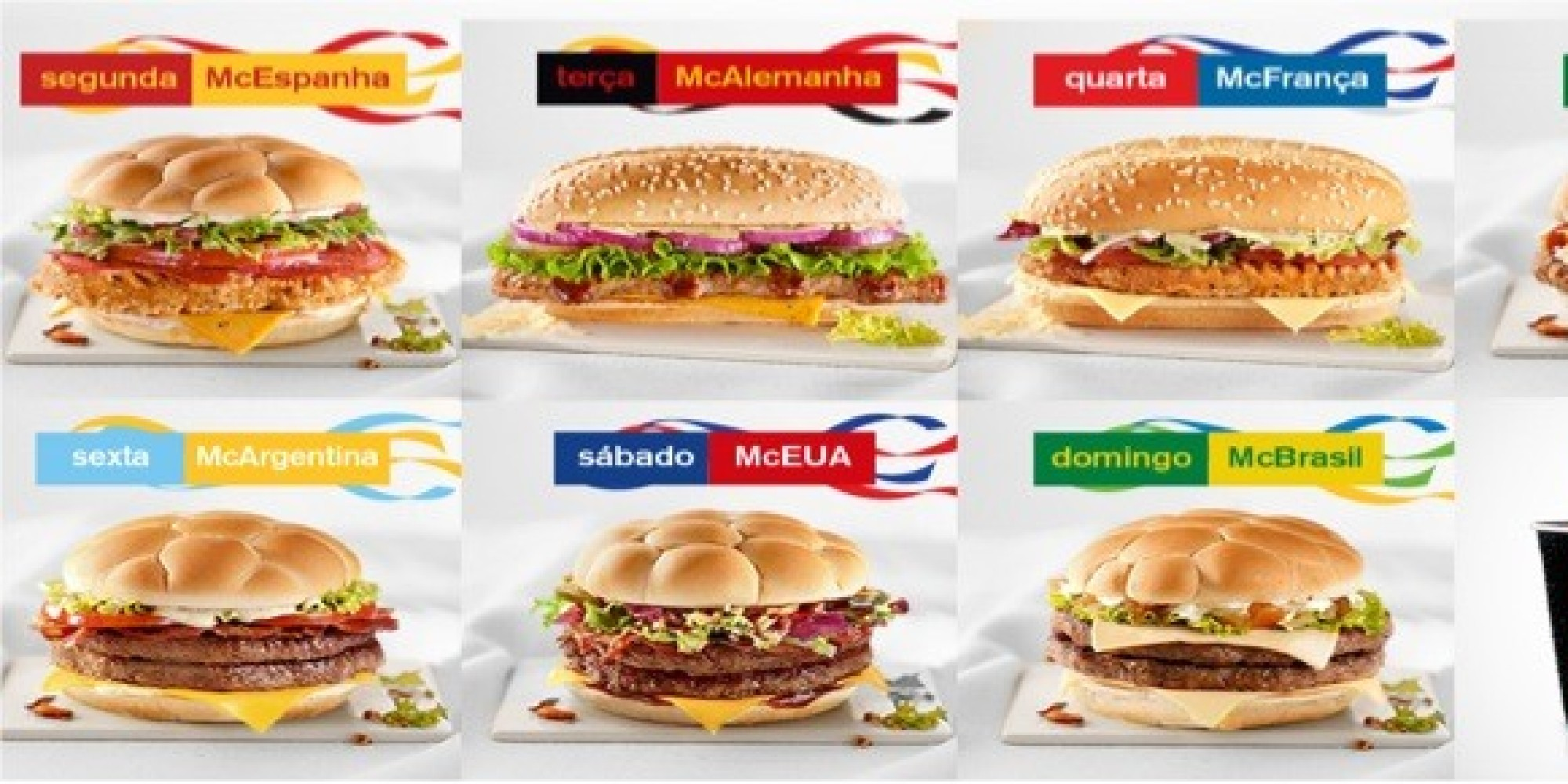Take a sneak peek at mcdonald 39 s special world cup for Mcdonald s fish sandwich price