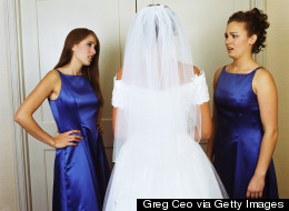 10 Things You Should Never Say To A Bride Before Her Wedding
