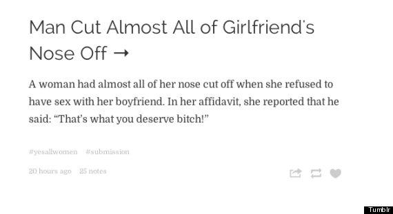 when women refuse