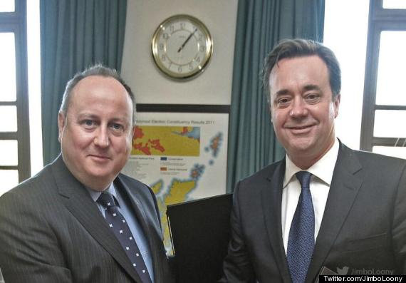 david cameron alex salmond face swap