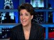 Rachel Maddow Is Super Amused By GOP Senator Who Fled CNN Reporter